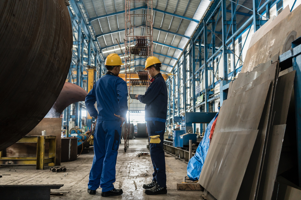 Top Challenges Facing Metal Fabrication Industry